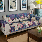 New Nordic Cotton Cloth Antiskid Non-slip Couch Cushions Living Room Sofa Cover