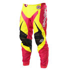 Troy Lee Designs Mirage Yellow/Pink GP Air Motocross Pants NEW!