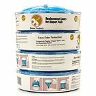 Diaper Genie Replacement Liners 280 Count Per Roll - By Besser Products