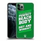 HEAD CASE DESIGNS FUNNY WORKOUT STATEMENTS SOFT GEL CASE FOR APPLE iPHONE PHONES