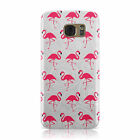 FLAMINGO PATTERN COLLECTION HARD CASE COVER FOR SAMSUNG GALAXY MOBILE PHONES