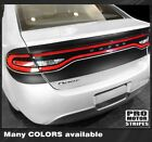 Dodge Dart 2013-2018 Rear Deck Accent Blackout Stripes Decals (Choose Color) $38.50 USD on eBay