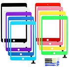 Multicolor New Front Touch Screen Glass Digitizer Lens Replace For iPad Mini 1&2