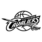 Cleveland Cavaliers NBA Team Logo Decal Stickers Basketball on eBay