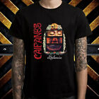Caifanes El Silencio Mexican Rock Band Men's Black T-Shirt Size S to 3XL image