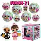 LOL Outrageous Layers Mystery Surprise Ball Lil Series 2 Doll Ball Toy Spielzeug