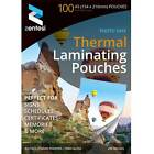 A3/A4/A5 Laminating Pouches Gloss 150/250 Micron Laminator Laminate Sheets