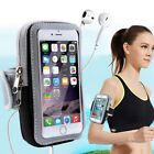 Sports Running Gym Fitness Armband Waterproof Touch Screen Armband Case Cover
