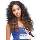 DIANA OUTRE SYNTHETIC QUICK WEAVE HALF WIG LONG CURLY