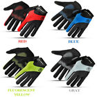Cycling Gloves Full Finger Mountain Bike Bicycle Gloves Padded Shockproof RC