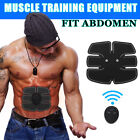 Smart Ultimate ABS Stimulator Muscle Training Gear Toning Belt Home Exercise Fit image