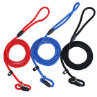 Classic Pet Dog Nylon Training Cool Leash Lead Strap Adjustable Traction Collars