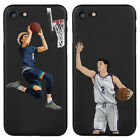 Lonzo Ball LaMelo Ball Black Silicone Case For iphone X 6/6s/7/8 Plus 5SE 5C 4