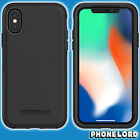 Genuine OtterBox Symmetry case cover for iPhone X 10 Tough Black NEW IN STOCK