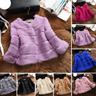 High Mejor Ladies Real Genuine Promotion Price New Rabbit Fur Short Jacket Coats