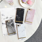 iPhone X 8/7 7/8 Plus Case Apple Marble Instagram TPU Flexible Silicone Cover 1