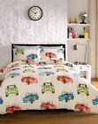 MINI Car (Mini's) design Bed Set duvet cover and 2 pillow cases by #Bedding ,...