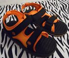 CHILDS UNISEX HARLEY DAVISON SANDALS SIZE LARGE NEW WITHOUT TAGS