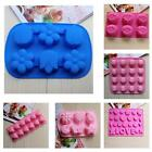Top DIY Silicone Letter Cake Mould Mat Fondant Sugar Craft Mold Decorating Tools