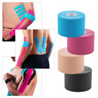 4 Rolls Kinesiology Tape Sports Physio Muscle Strain Injury Support 5cm