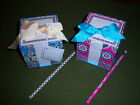 VERA BRADLEY TAKE NOTE PAPER CUBE WITH MATCHING OR COORDINATING PENCIL