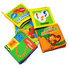 Hot Sale Infant Baby Child Intelligence Development Cloth Book Cognize Book Toys