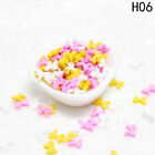 1 Bag Polymer Fake Candy Sweets Simulation Creamy Sprinkles Phone Shell Decor