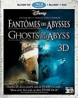 Fantmes Des Abysses [Blu-ray 3D + Blu-ray + DVD] (Version franaise)