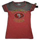 Touch By Alyssa Milano Womens NFL San Francisco 49ers Shirt NWT $35 M,  L,  2XL