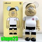 Medicom 400% Bearbrick ~ Ghostbuster Be@rbrick Stay Puft Mashmallow Man