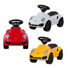 Genuine Porsche 911 Carrera Baby Racer Toddle Kid Ride on Car Push along Car