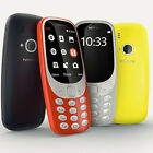Unlocked Nokia 3310 2017 Mobile Phone DUAL sim AVAILABLE TO SHIP