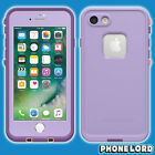 Genuine new Lifeproof Fre Frē case cover for iPhone 8 7 waterproof tough Purple