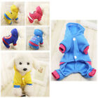 Autumn Winter Pet Clothes Dog Coat for Small Dogs Puppy Dog Suit Pet Supplies