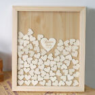 heart decorations - DIY Home Decoration Mixed Rustic Wooden Love Heart Wedding Party Table Scatter