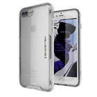 For iPhone 8 Plus / 7 Plus Case | Ghostek CLOAK Clear Wireless Charging Cover