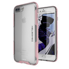 For iPhone 8 Plus / 7 Plus Case   Ghostek CLOAK Clear Wireless Charging Cover