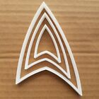 Star Trek Emblem Logo Shape Cookie Cutter Combadge Biscuit Pastry Fondant Sharp on eBay