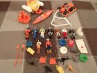 Adventure People Vintage Lot NICE Fischer Price Lot Space Movie Parts Figures