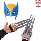 Wolverine claws X-men Hero Cosplay Action Figure Mask Kids Toys Logan Claws ABS
