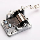 swan lake song - Many Songs Mechanical Hand Crank Musical Music Box Movement DIY Accessories Gift