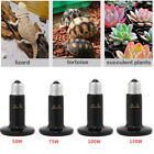 50-150W Infrared Ceramic Emitter Heat Lamp for Reptile Pet Brooder Light Bulb