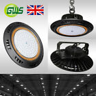 LED UFO High Bay Light 50W/100W/150W/200W Commercial Warehouse Industrial Lamp