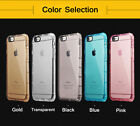 Luxury Shockproof Rugged Hybrid Rubber TPU Case Covefor Apple 7 Plus iPhone 6 6S