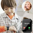 Smart Watch Bluetooth Touchscreen Camera Unlock Cell Phone Sim Card Android IOS