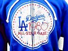 DODGERS 1980 ALL STAR GAME LOS ANGELES NEW MITCHELL & NESS VINTAGE ZIP UP HOODIE