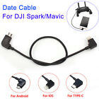 Universal RC Data Cables Wire Connection IOS/ Android/ TypeC for DJI Spark Mavic