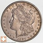 1897-O Morgan Silver Dollar  1452