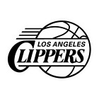 Los Angeles LA Clippers  NBA Team Logo Decal Stickers Basketball Window Wall on eBay