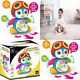 Musical Dancing Penguin Toy For Boys and Girls Kids or Toddlers TG655 – Modes,